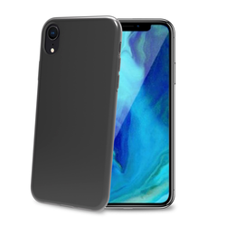 Celly gelskin TPU cover iPhone XR sv GELSKIN998BK